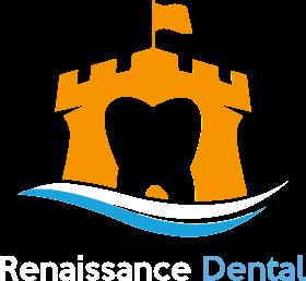 Real Dental logo
